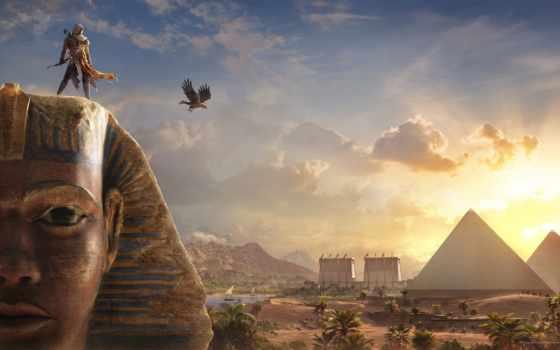 creed, assassin, origins, джек, shepard, game, source