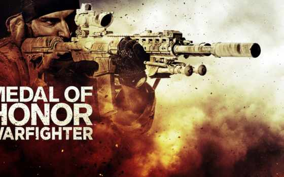 medal, honor, warfighter, игры,