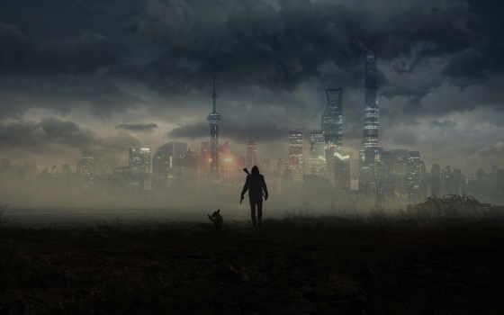 ,, небо, Атмосферное явление, атмосфера, темнота, туман, облако, digital compositing, пейзаж, утро, ночь, вечер,