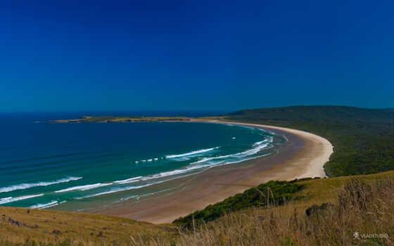 пляж, new, zealand, море, không, adsbygoogle, adsense, earth
