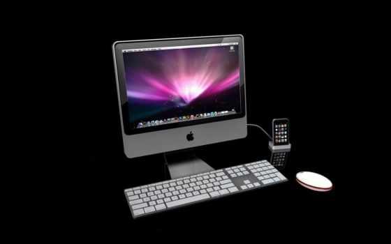 apple, computer