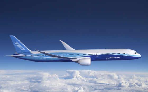 boeing, dreamliner Фон № 21325 разрешение 2560x1600