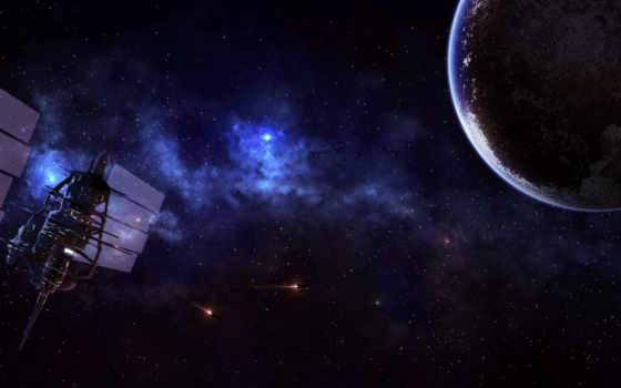 планета, станция, орбитальная, stars, spaceships, картинка, картинку, кнопкой,