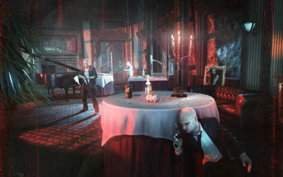 hitman, absolution, агент
