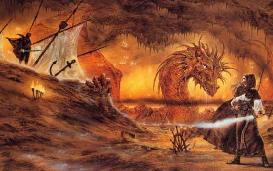 драконов, rhapsody, красивые