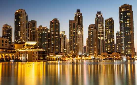 городов, мира, архитектуры, их, фона,