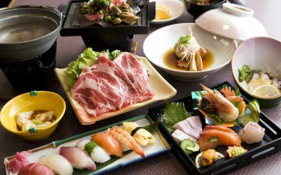 meal, kitchen, japanese, dry, fish