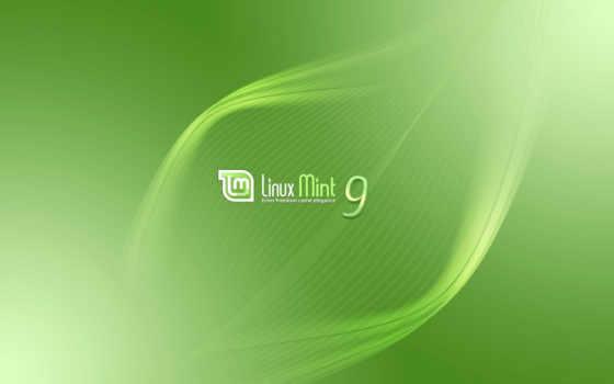 linux, мята