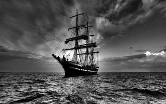 корабли, красивые, заставки