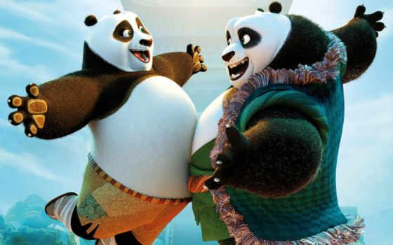 панда, кунг, boo Фон № 125965 разрешение 2880x1800