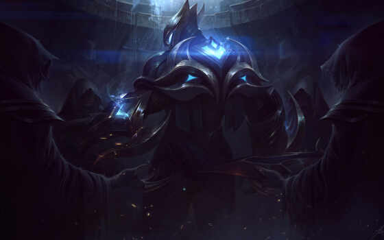 art, mobile, league, legends, splash, campeonato, zed,