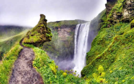 природа, горы, пейзаж