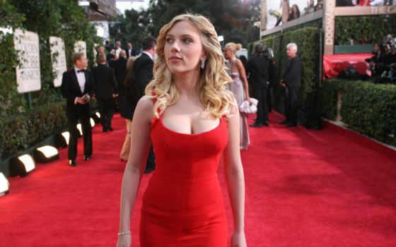 платье, красное, скарлетт