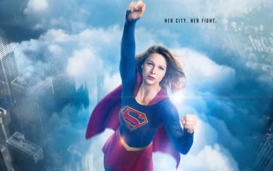 supergirl, season, плакат, new, promo, супердевушка, серия, полет, нояб, takes,