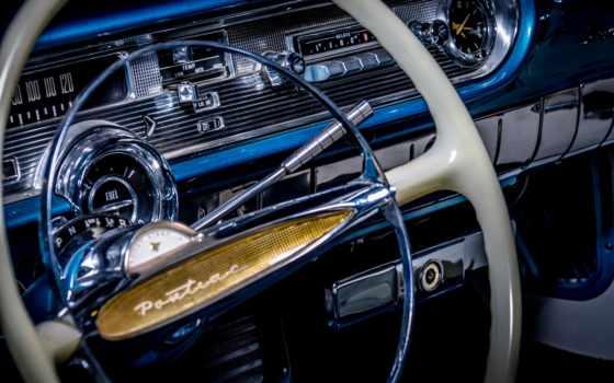 руль, колесо, панель приборов, pantiac