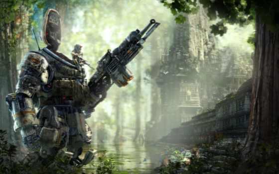 game, titanfall