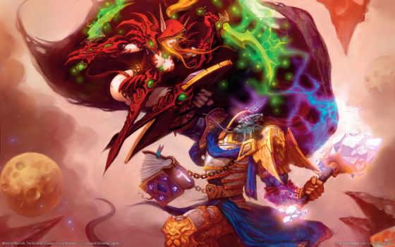 warcraft, world, crusade, burning, битва, игры, игра, úö½,