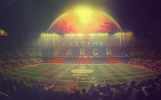 nou, barcelona, camp