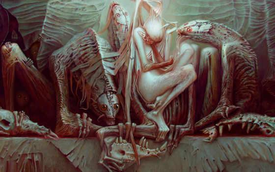 kumpan, alexandr, александр, twitart, художника, русского, artist, картинах, ужас,