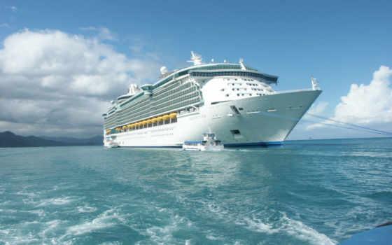 самые, большие, круизные, мира, корабли, водные, горки, top, бассейнов, много, есть,