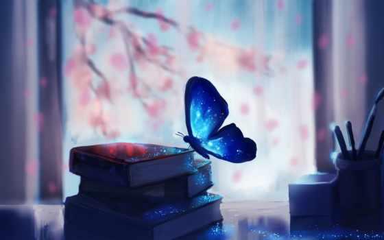 sugarmints, дерево, Сакура, art, февр, бабочка, фотографий, красивые, книги, тегом, cosmos,