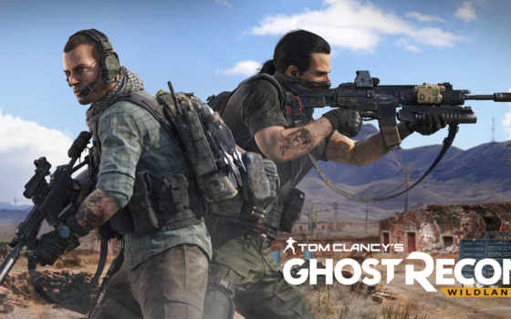 metro, ук, recon, game, ghost, wildlands, новости,