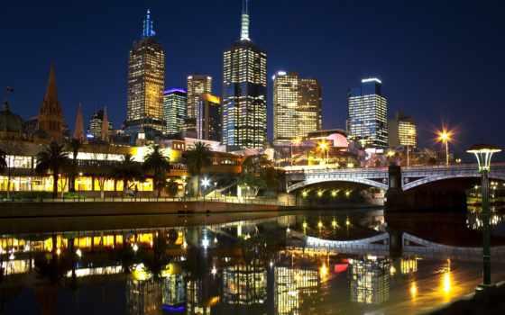 город, города, ночные