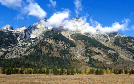 vol, горы, пейзажи -