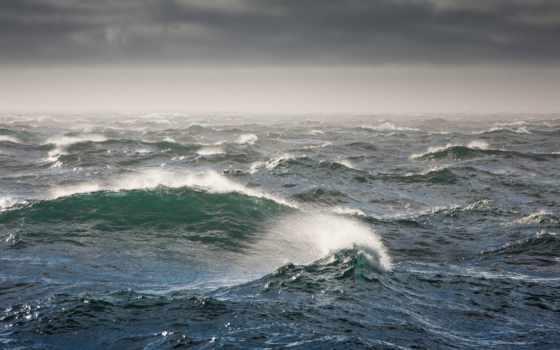 море, волны, взгляд