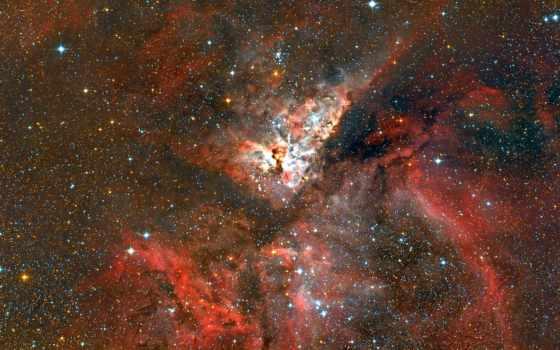 путь, млечный, млрд, pixels, космос, this, изображение, gigapixel, фото,