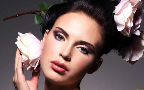 красавица, каталог, розовый, невеста, магазин, serengeti, stock, женщина, макияж, catalog,