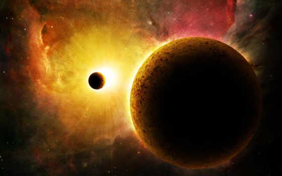 космос, солнце Фон № 17511 разрешение 2560x1600