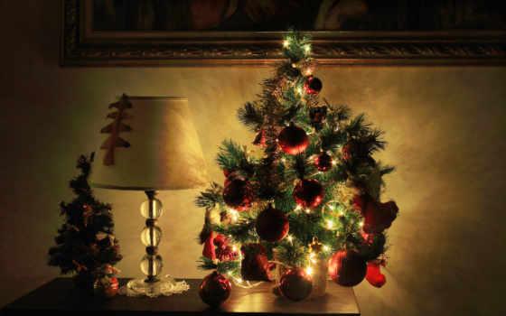 праздники, new, christmas