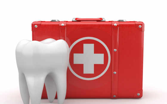 стоматология, чемодан