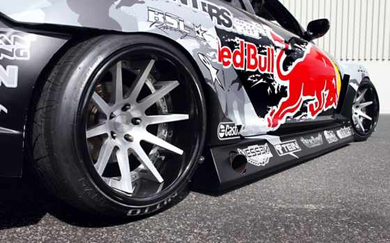 mazda, тюнинг, drift, sportcar, bull, red, widebody, racing, команда, конкурс,