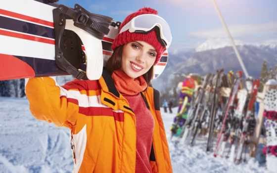 бесплатные, сноуборд, devushki, очки, шапки, улыбка, страница, фотографий,