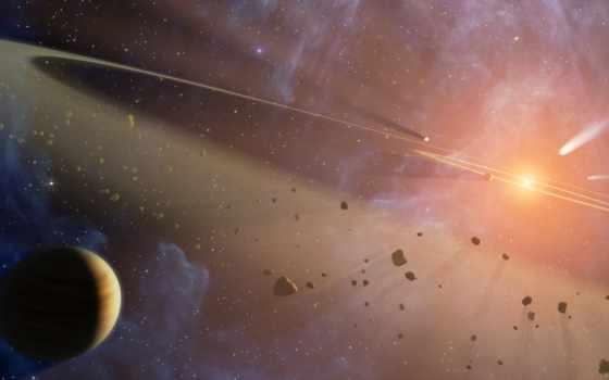 астероид, oboi, tochka, прикольные, system, между, belt,