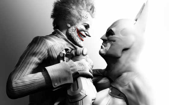 batman, arkham, joker, city, origins, бэтмен, den, new, game, blackgate, во,