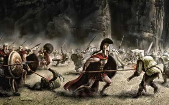 спартанцев, мог, прийти, воины, женщинами, твои, сражаются, сюда, июл, тому, фильм, судя,