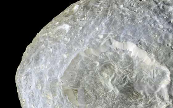 herschel, mimas, krater