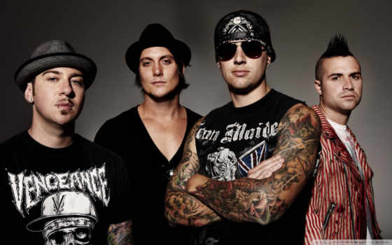 sevenfold, avenged, найти, allmusic,