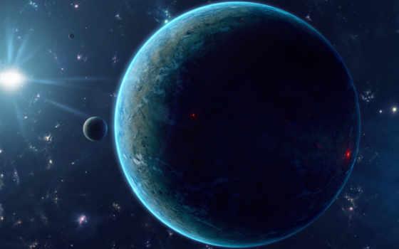рельеф, planet, звезды