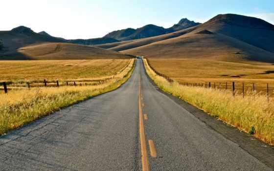 дорога, summer, landscape, природа, дороги, храм, рисунки, горы, trees,