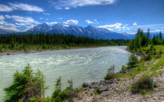 reki, manzarası, resim, природа, rivers, nehir, akarsu, desktop, подборке, красивых,