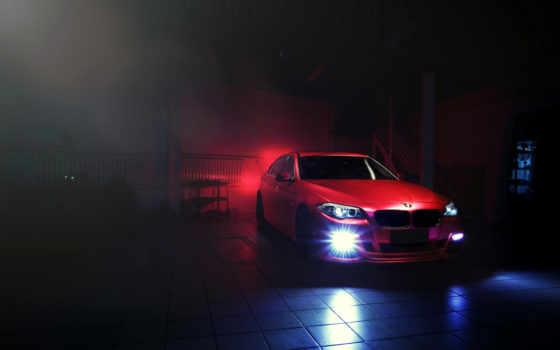bmw, серия, red, flare, седан, supercars,