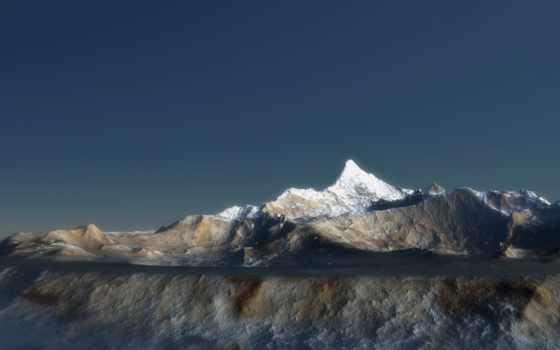 mountains, гора, антарктида