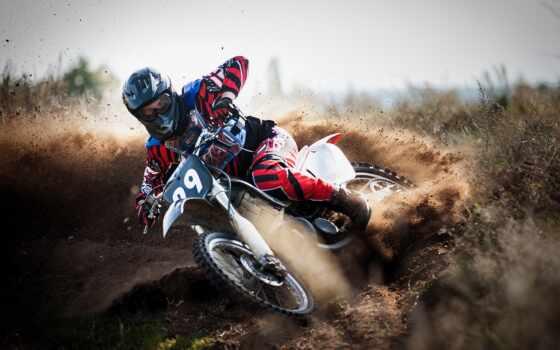 мотокросс, спорт, мотоцикл, шлем, крутой, накачать, картинка, кросс, биг, мотоциклист