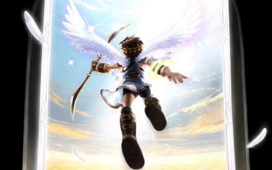 малыш, icarus, uprising, об, pinterest, nintendo, see, ideas, images,