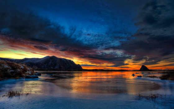 arctic, circle, zazzle, закат, норвегия, posters,