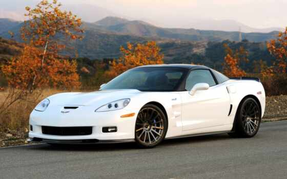 chevrolet, corvette, zr, hennessey, white, спорт, grand, photos, desktop,